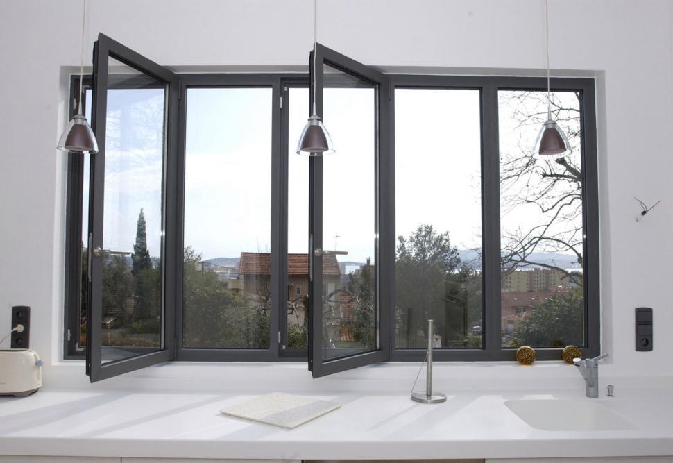 Алюминиевые окна в Нур-Султане
